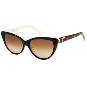 Tres Noir Ultra Lux Coco Tortoise Cat Eyes